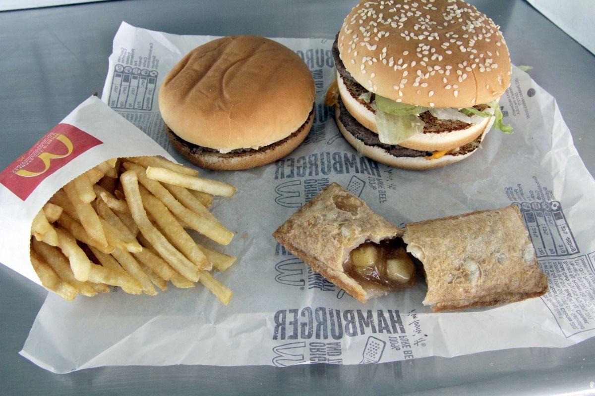 A Pilgrimage to the World's Oldest Surviving McDonald's - Eater LA