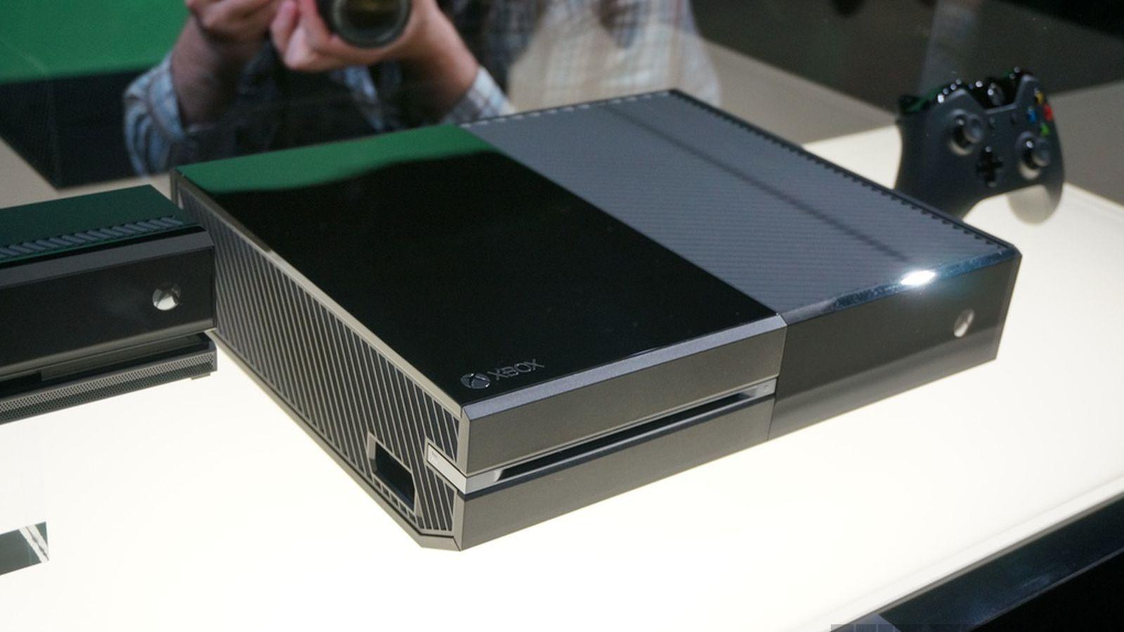 New xbox one console 2013
