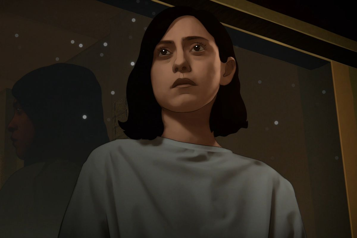 Amazon Video's animated series Undone could be the start of