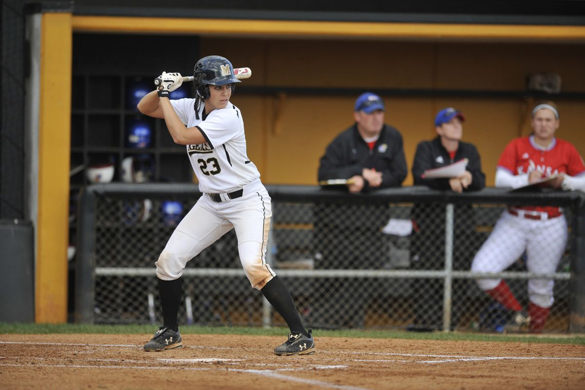 Yet another big game for Cat Lee and Mizzou Softball.