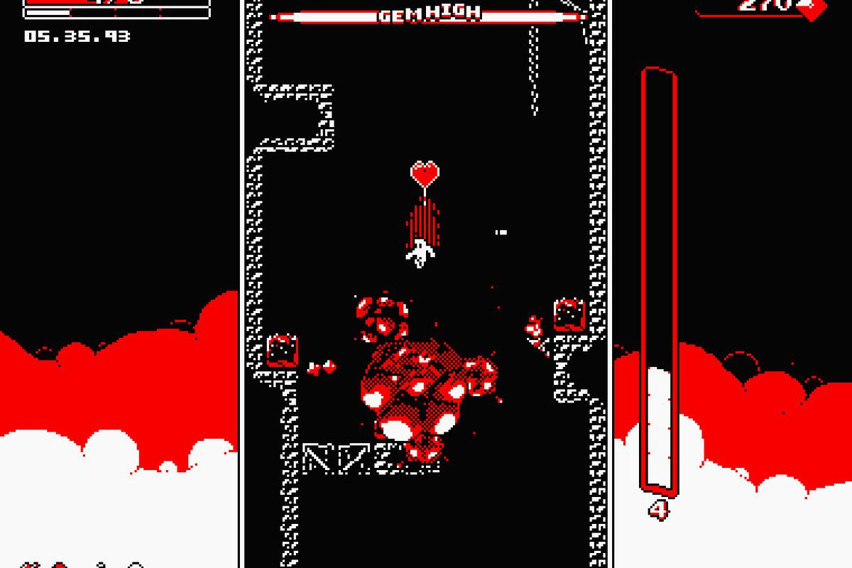 Image result for Downwell