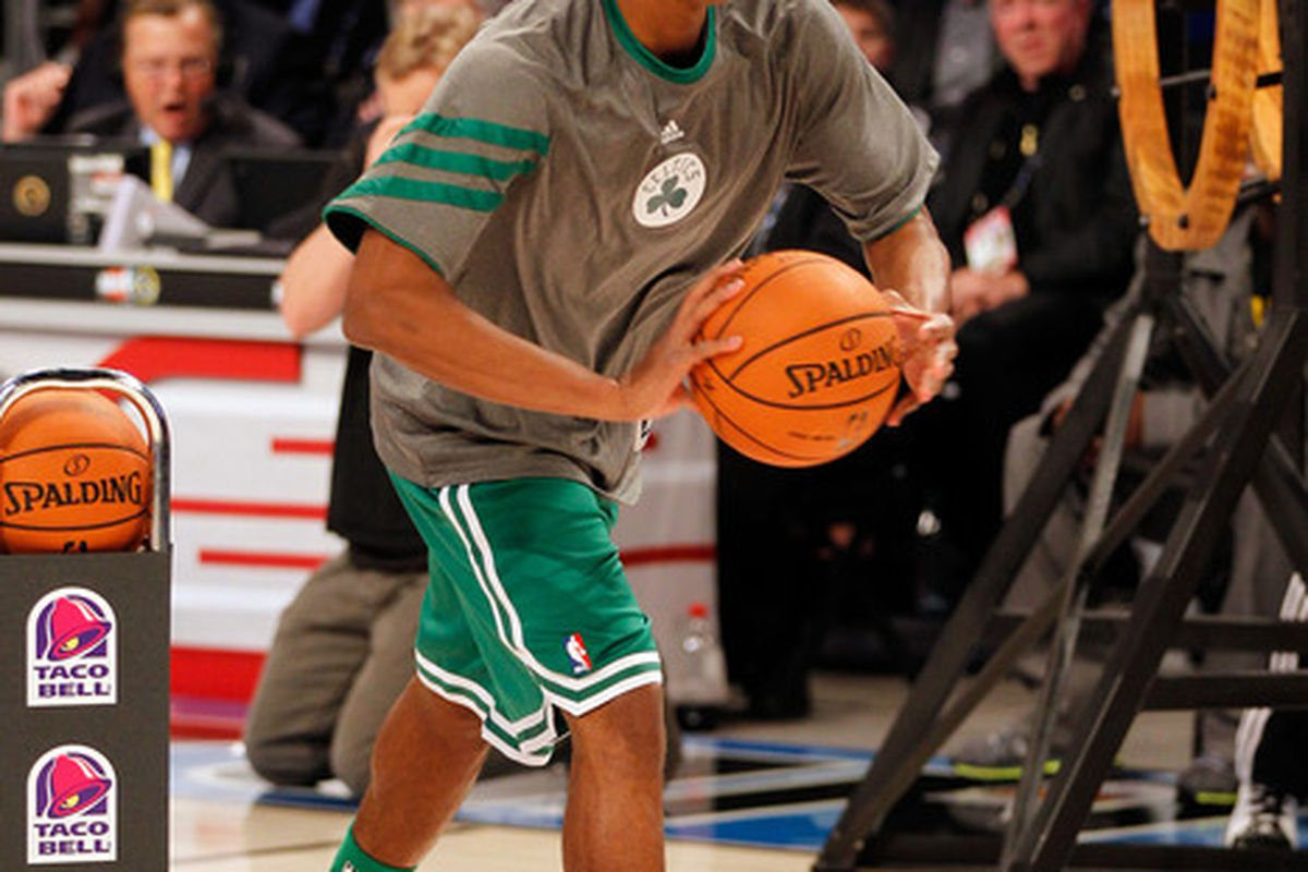 Rondo on the way out?  Say it ain't so.