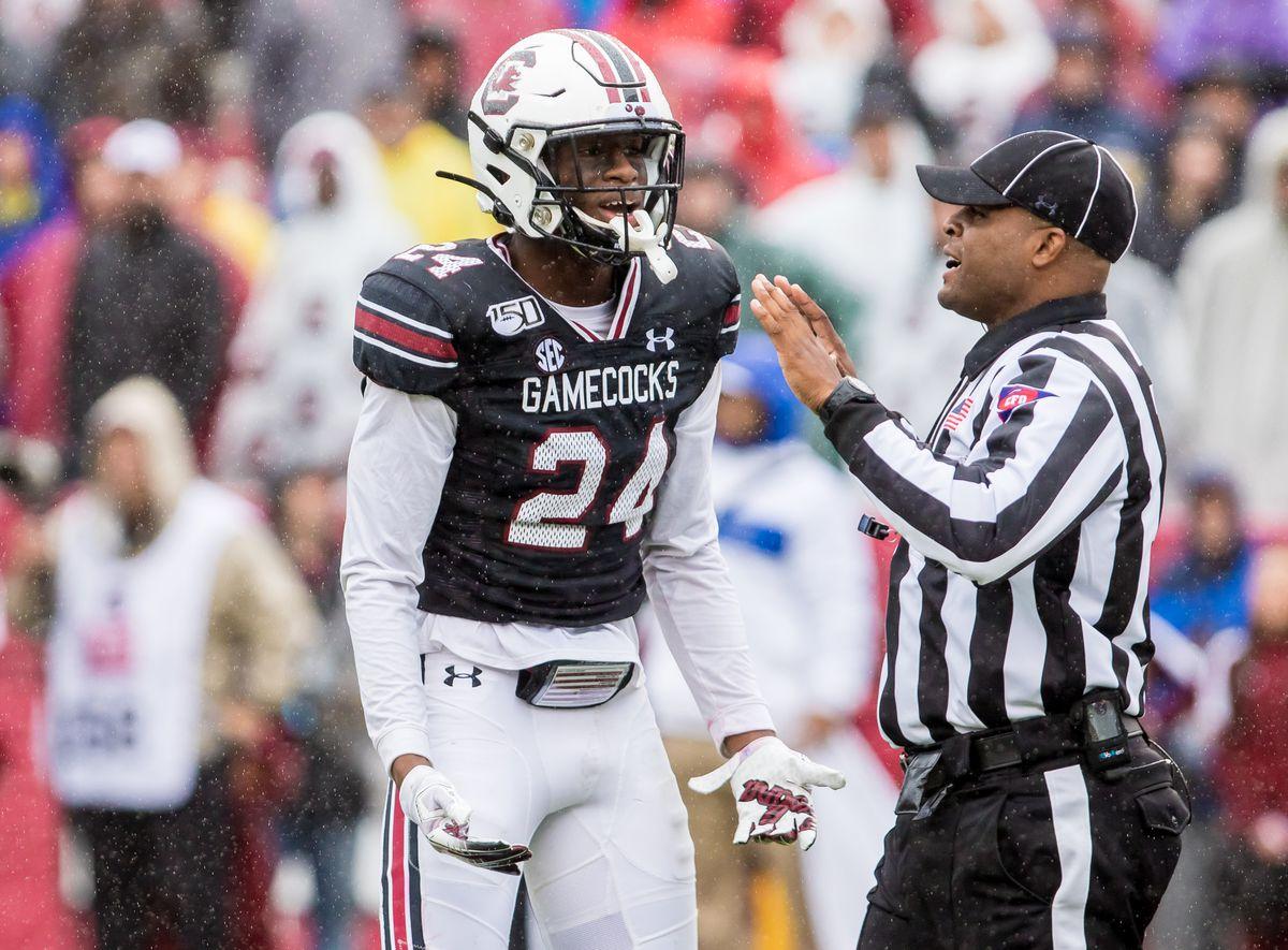 NCAA Football: Florida at South Carolina