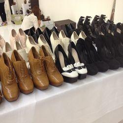 Shoes, $100—250