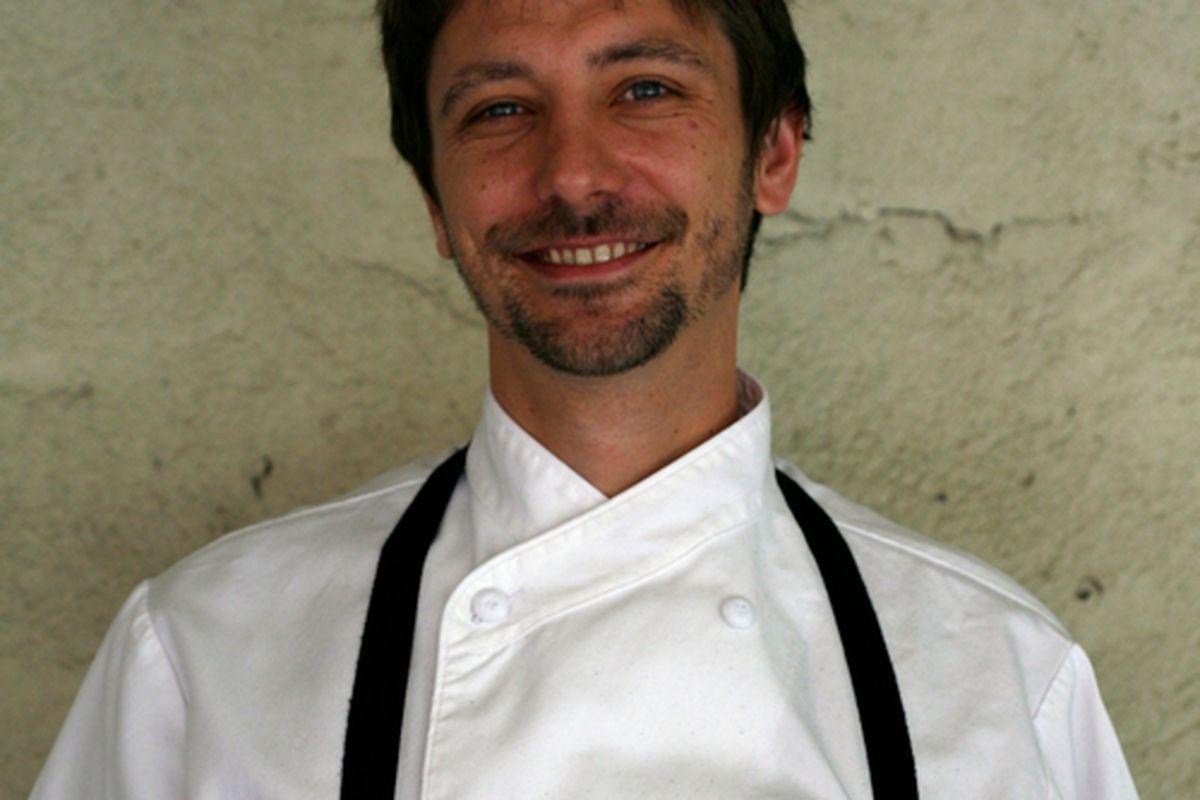 Chef Tyler Williams.