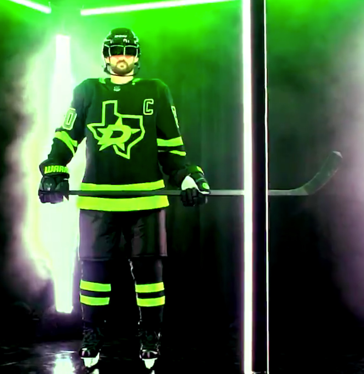 Stars Release First Third Jersey Since Rebranding In 2013 ...