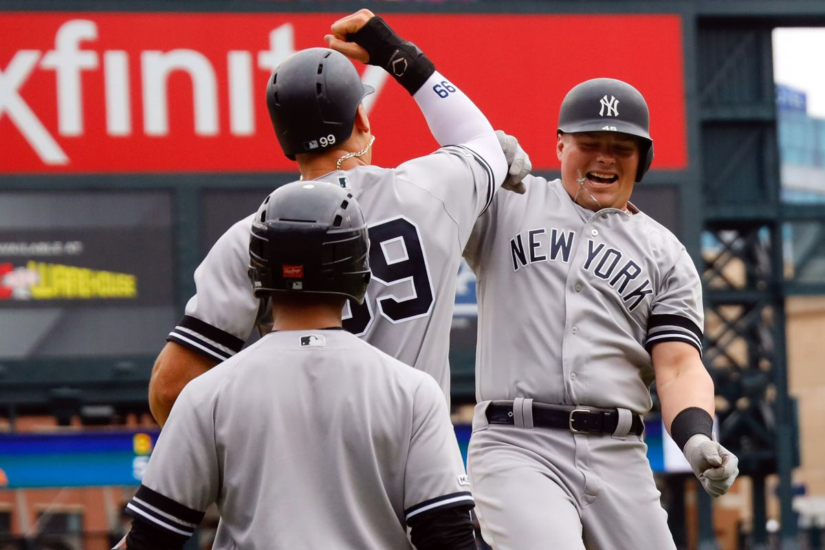 Yankees Highlights: Luke Voit breaks out at the plate