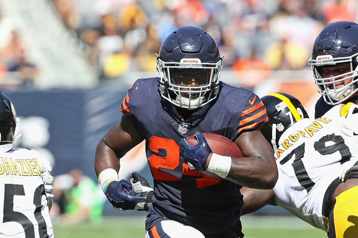 jordan howard game log