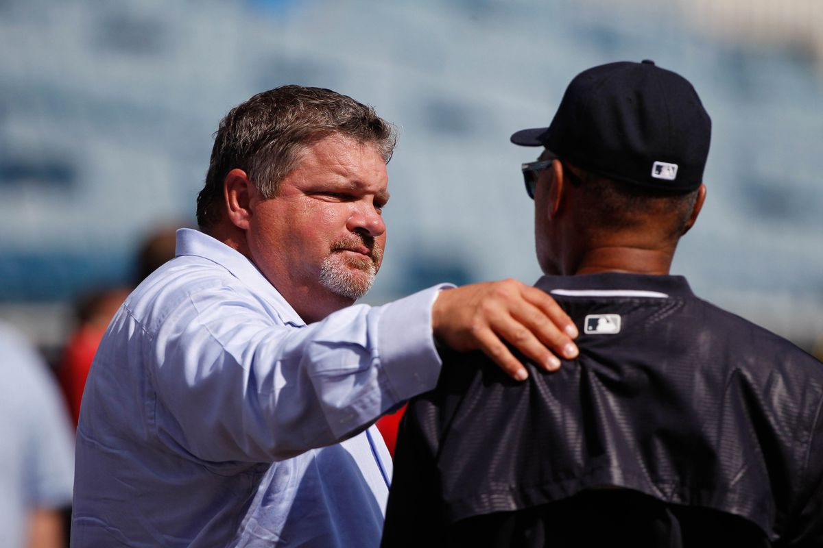 John Kruk, coming to a television set near you again in 2016.