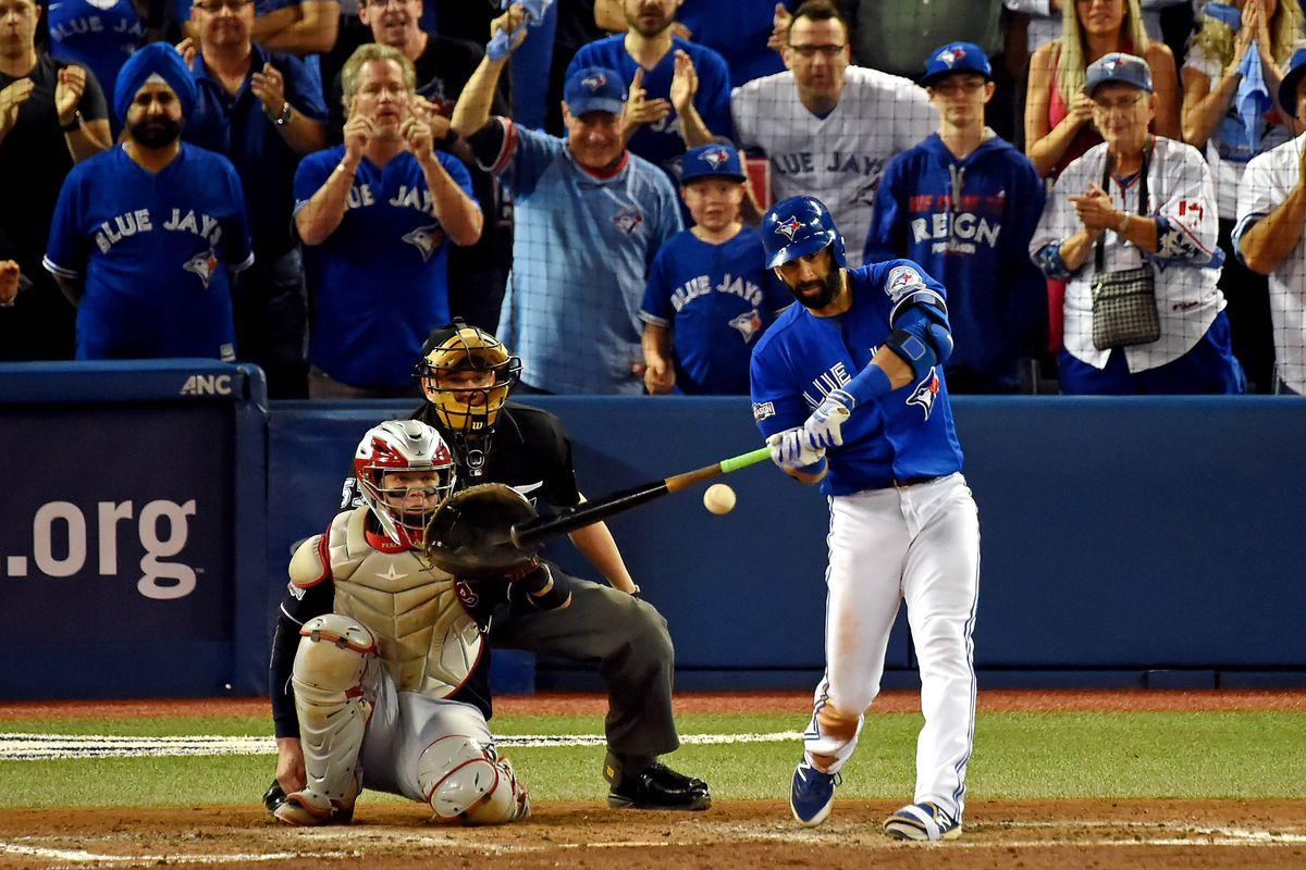 MLB: ALCS-Cleveland Indians at Toronto Blue Jays