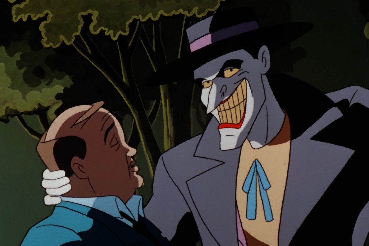 Here S The Best Joker Episode Of Batman The Animated Series