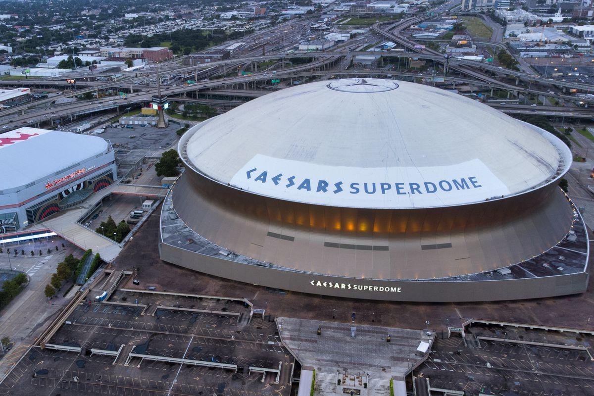 NFL: Caesars Superdome
