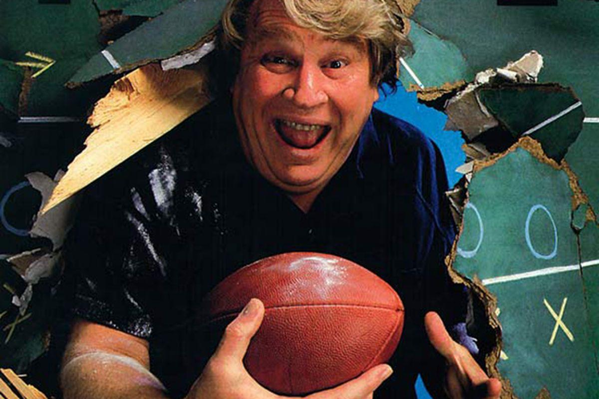John Madden Football (1988) cover art