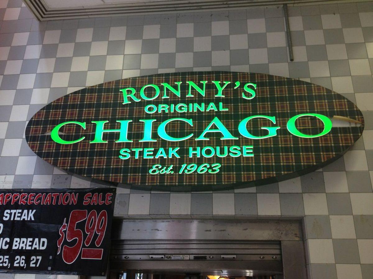 Ronny's Original Chicago Steak House