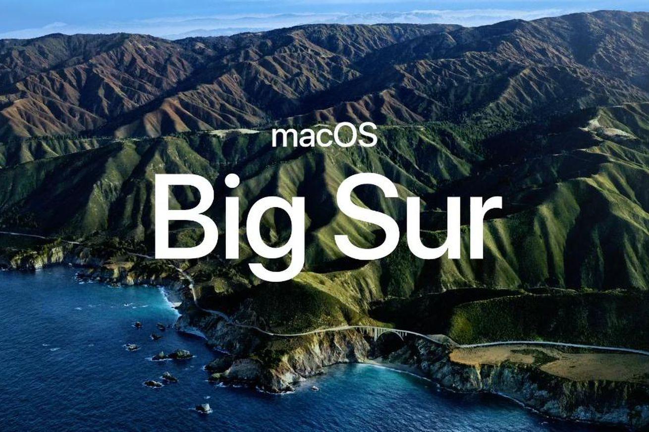 How to install the macOS Big Sur public beta