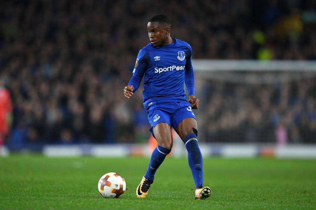 Everton FC v Olympique Lyon - UEFA Europa League
