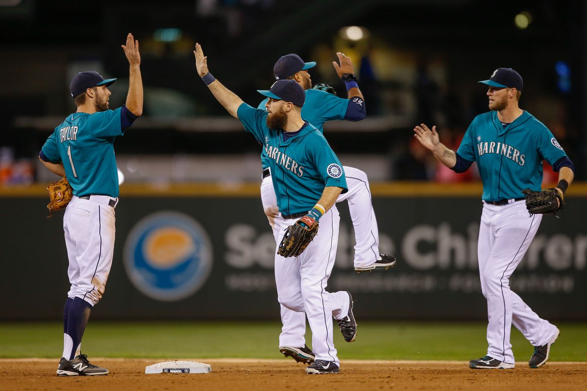 I like to confuse Dustin Ackley and Robinson Cano's legs