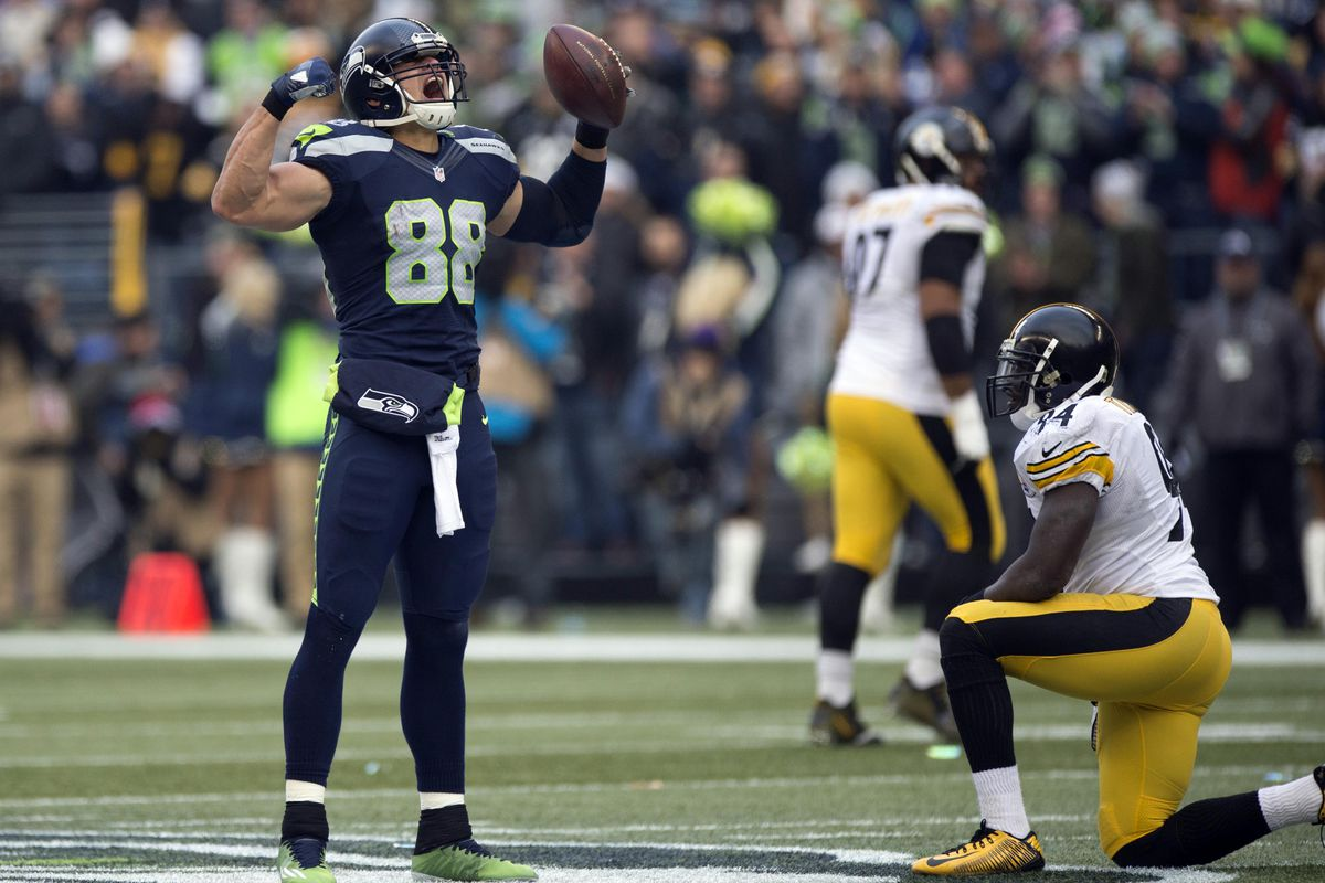 Jimmy Graham out for year with torn patellar tendon SBNation