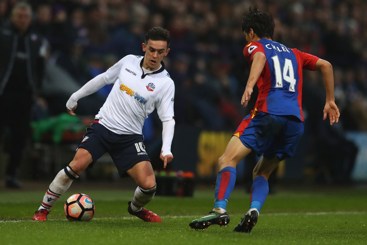Bolton Wanderers v Crystal Palace - The Emirates FA Cup Third Round