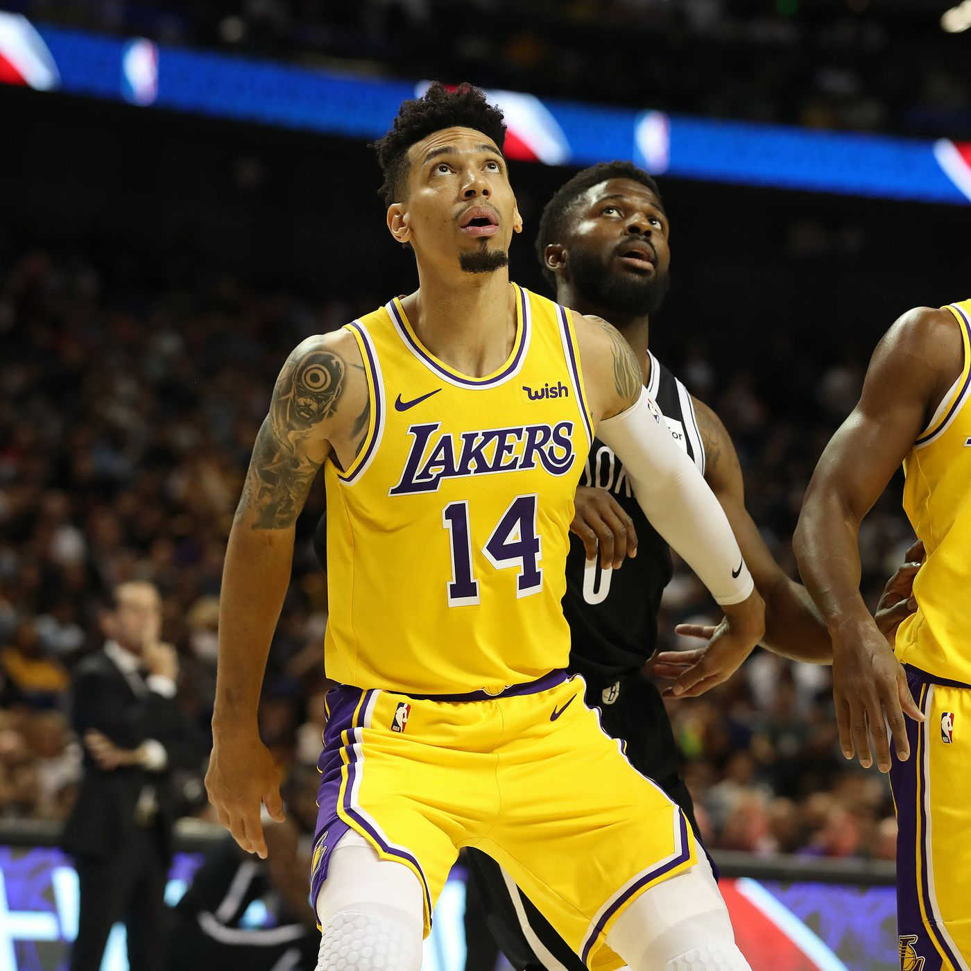 Danny Green Feels Like Rajon Rondo Can Help Lakers On And Off Court Silver Screen And Roll