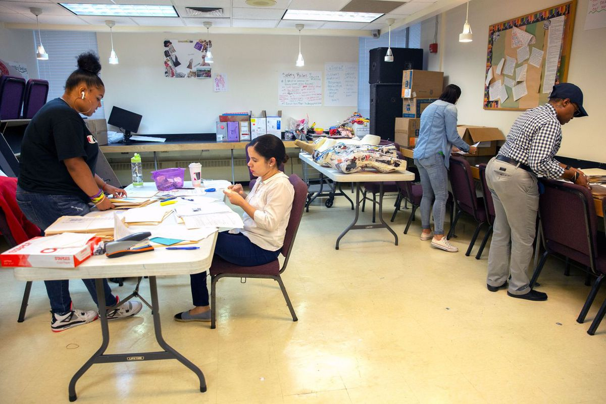 Bronx River Houses Community Center