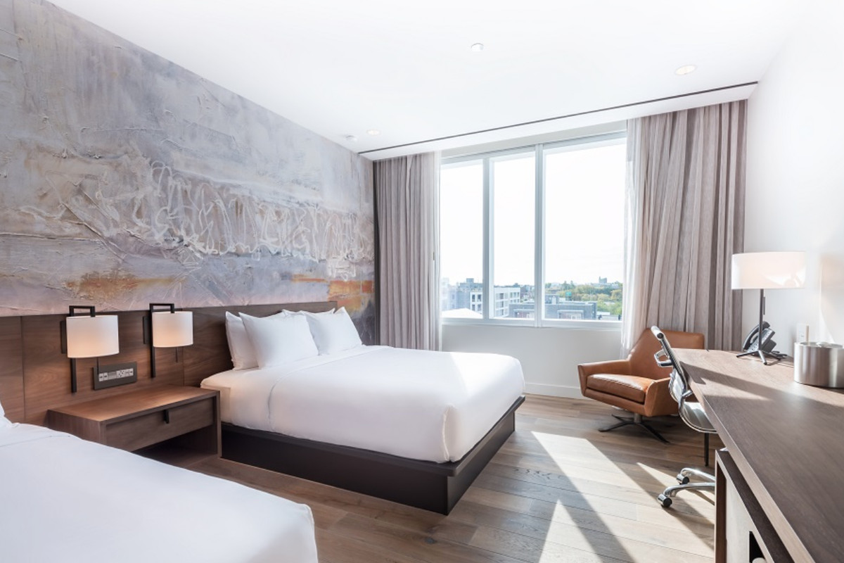 Chicago S New Midtown Athletic Club Hotel Prepares For