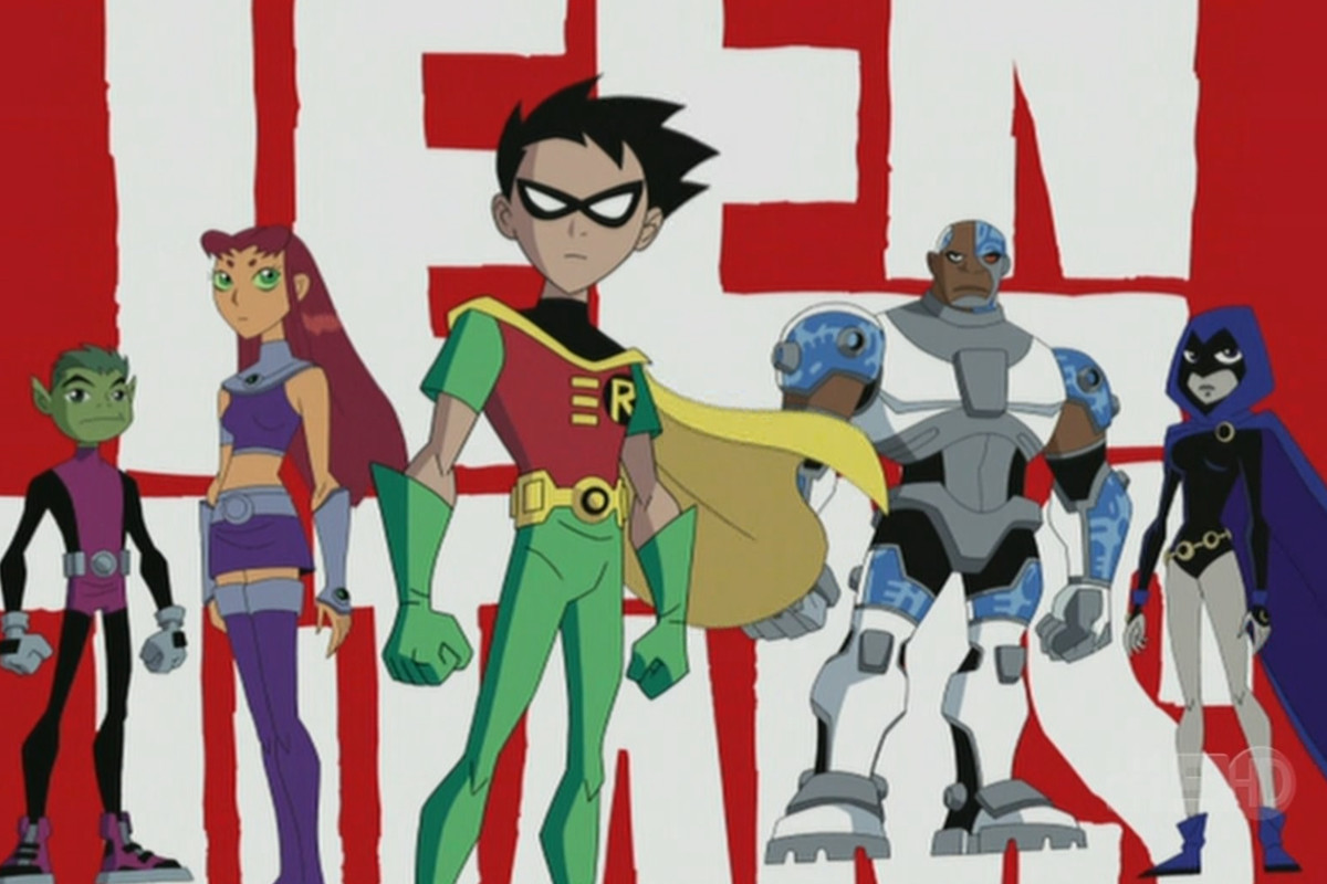 Teen Titans Go To The Movies Post-Credits Hints At Classic Teen Titans -2278