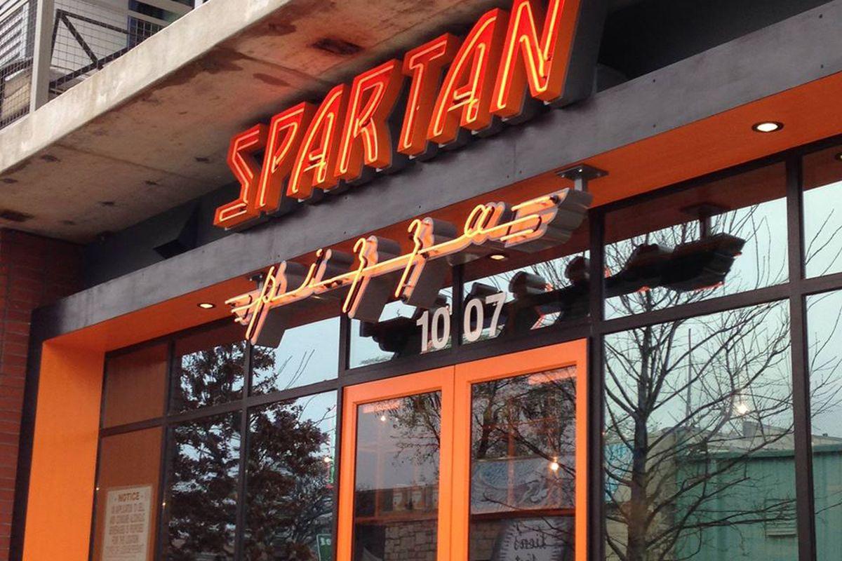 Spartan Pizza