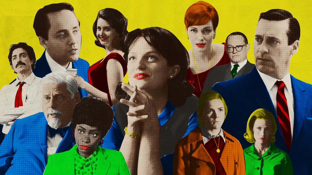 The Post–'Mad Men' Power Rankings