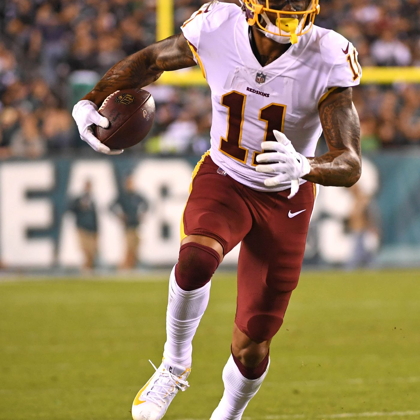 NFL Free Agency  Terrelle Pryor signs  X -year contract with  TEAM  -  Land-Grant Holy Land d21ec0fe2