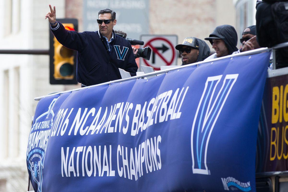 NCAA Basketball: NCAA Championship-Villanova Parade