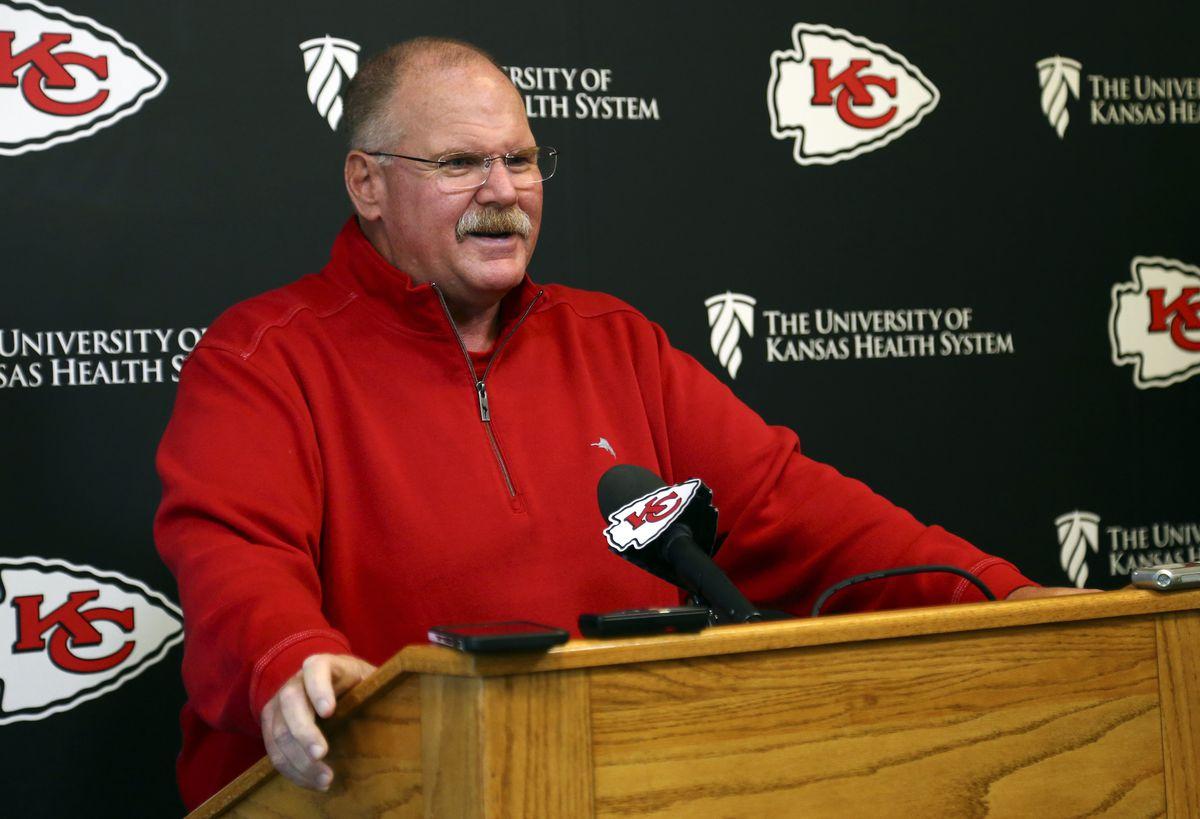 NFL: Kansas City Chiefs-Minicamp