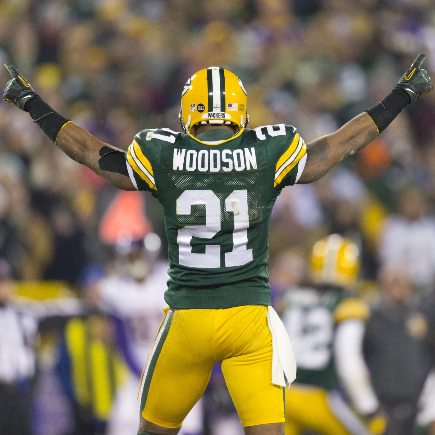 timeless design 32f19 52ca1 Green Bay Packers to release Charles Woodson? - Pride Of Detroit