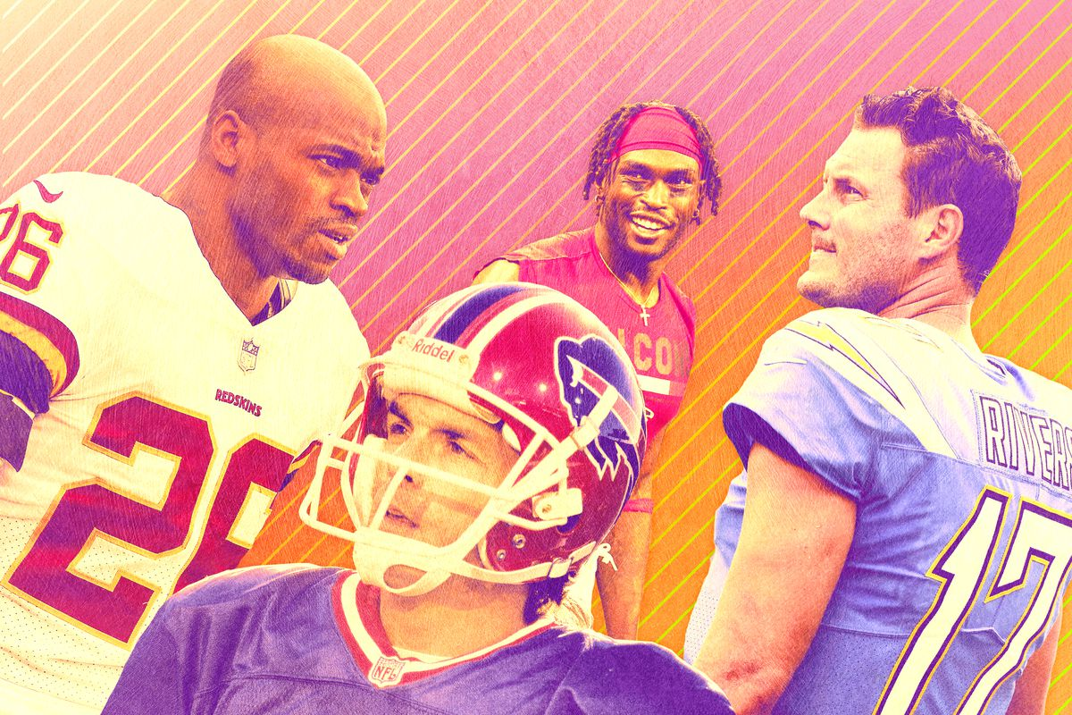 The Ringer Staff's Bold, Doug Flutie–fied NFL Second-Half