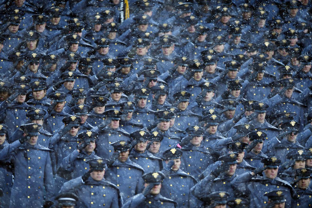 NCAA Football: Army at Navy