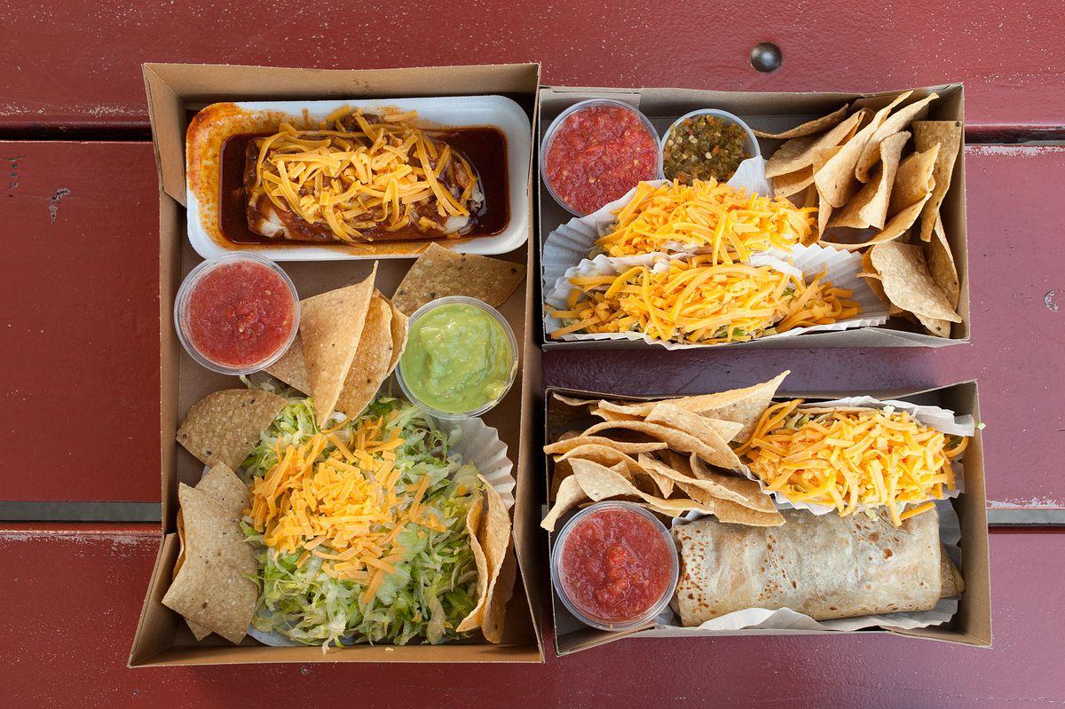 Tito's Tacos, Thursday at 6 p.m.