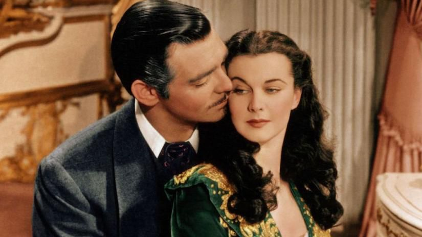 "The famous line from Gone With the Wind, ""Frankly, my dear, I don't give a damn,"" was very nearly cut due to the Hays Code."