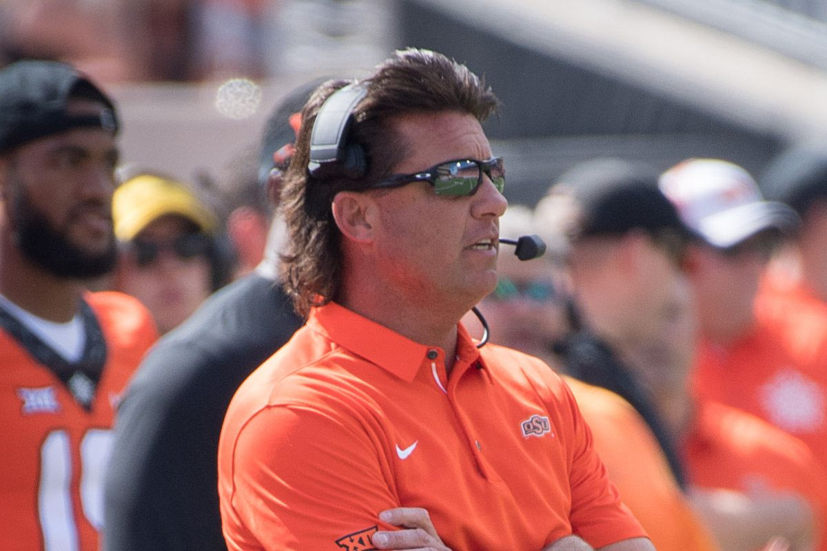 Oklahoma State Fans So Mad About Tcu They Want Mike Gundy