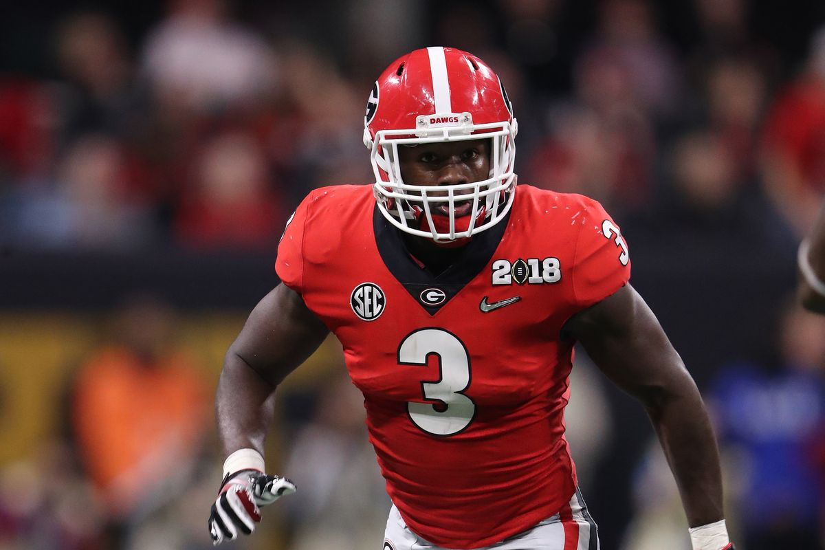 Image result for roquan smith