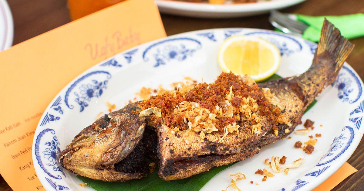 Thai Food On Smith Street Brooklyn