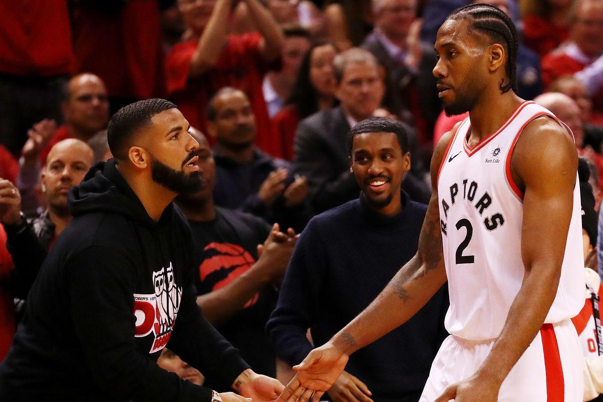 Kawhi, Drake just two of several Raptors seeking payback on Warriors