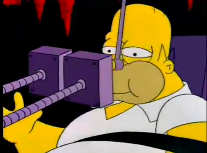 Simpsons English Stream