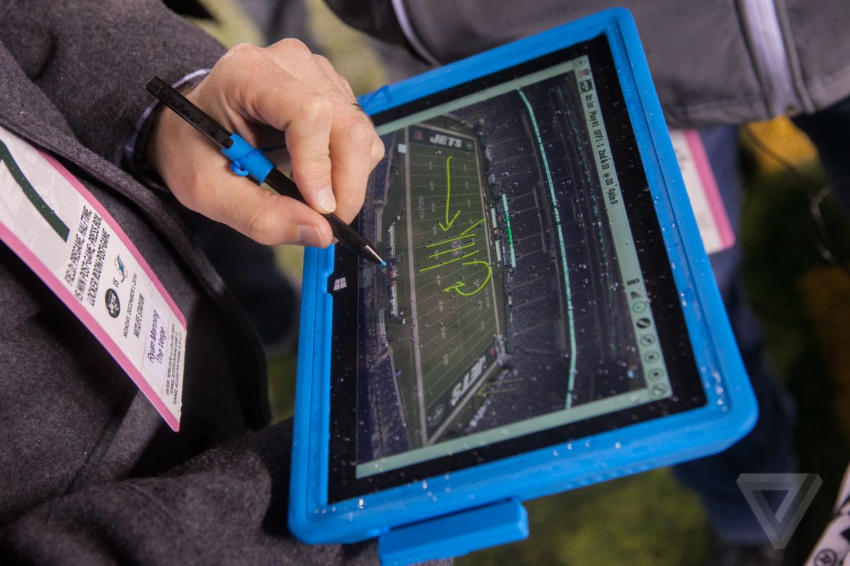 Microsoft Says It S Not The Surface S Fault Your Team Lost