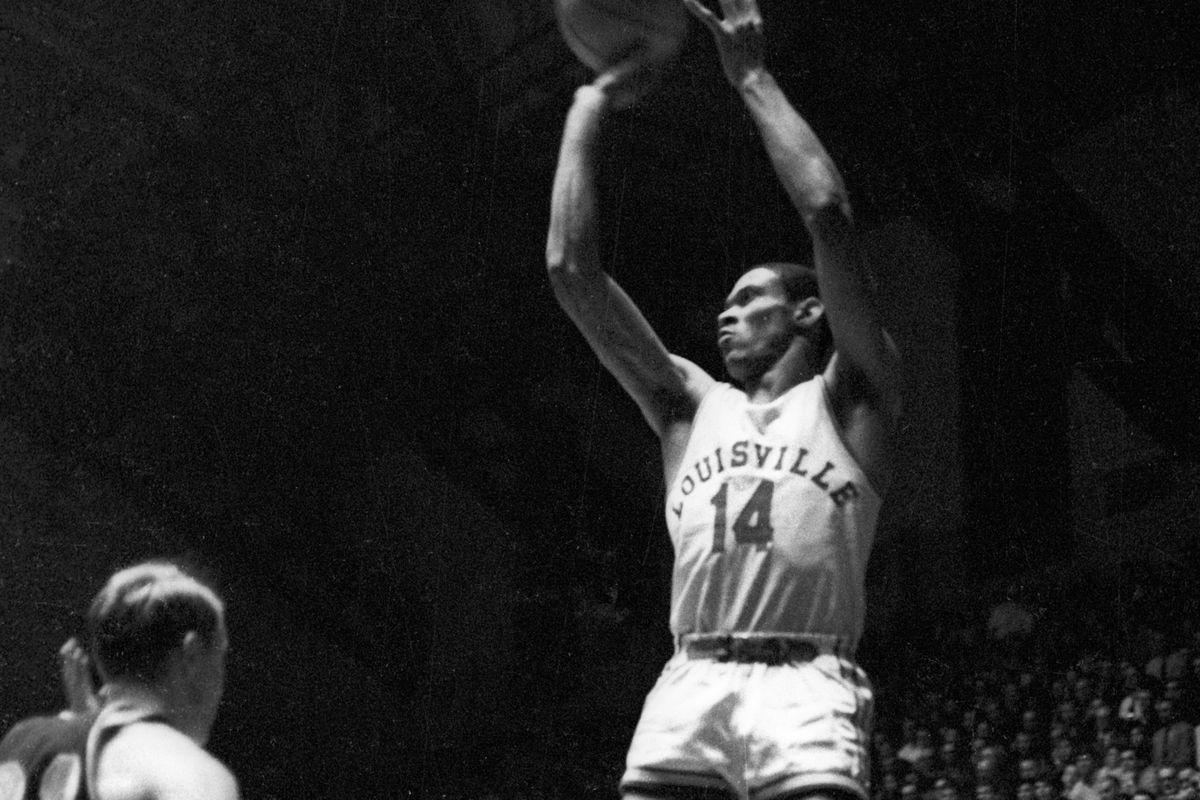 University of Louisville vs Syracuse University, 1966 Quaker City Tournament