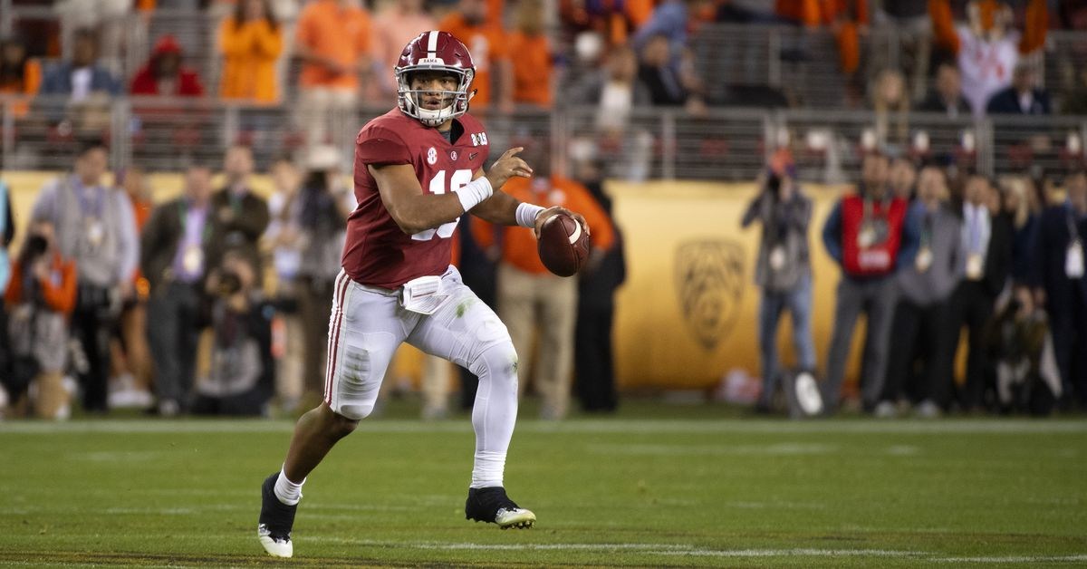 2019 Maxwell Award Watch List: Tua Tagovailoa Among 16 SEC