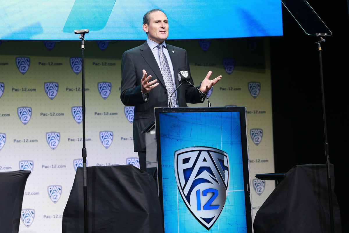 pac-12-conference-coronavirus-testing-covid19-2020-voluntary-workouts-june-15-larry-scott