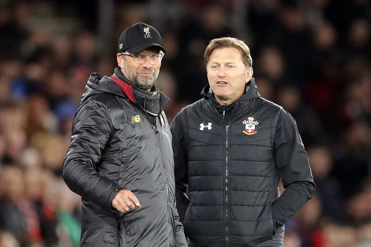 Southampton and Liverpool play their second Premier League game of 2019-20 against each other today.