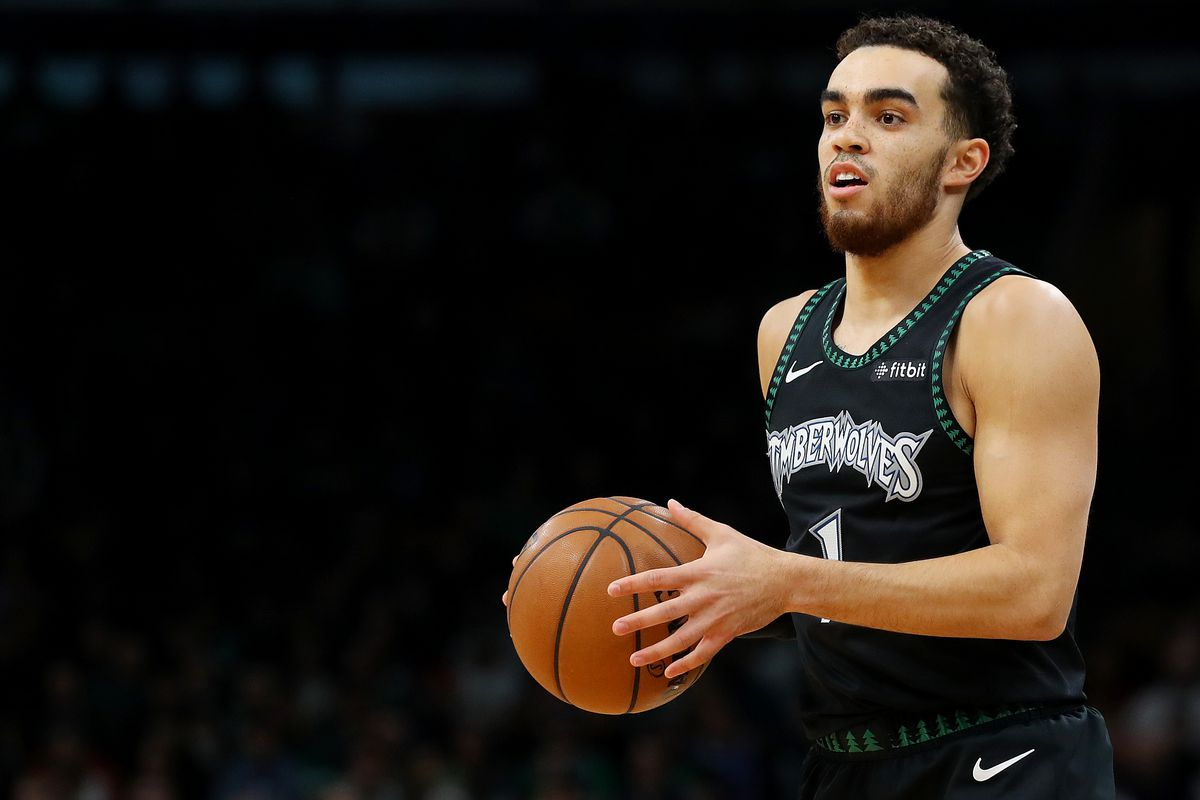 Risultati immagini per TYUS JONES, Minnesota Timberwolves (restricted)