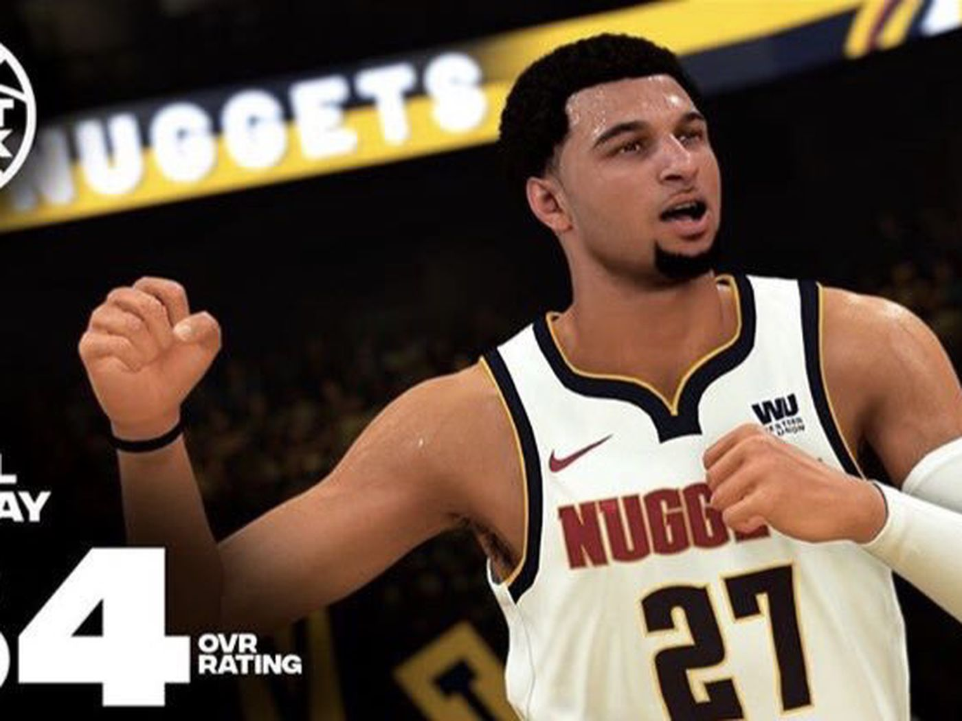 The Nuggets Real 2K Ratings & Progression Predictions - Denver Stiffs