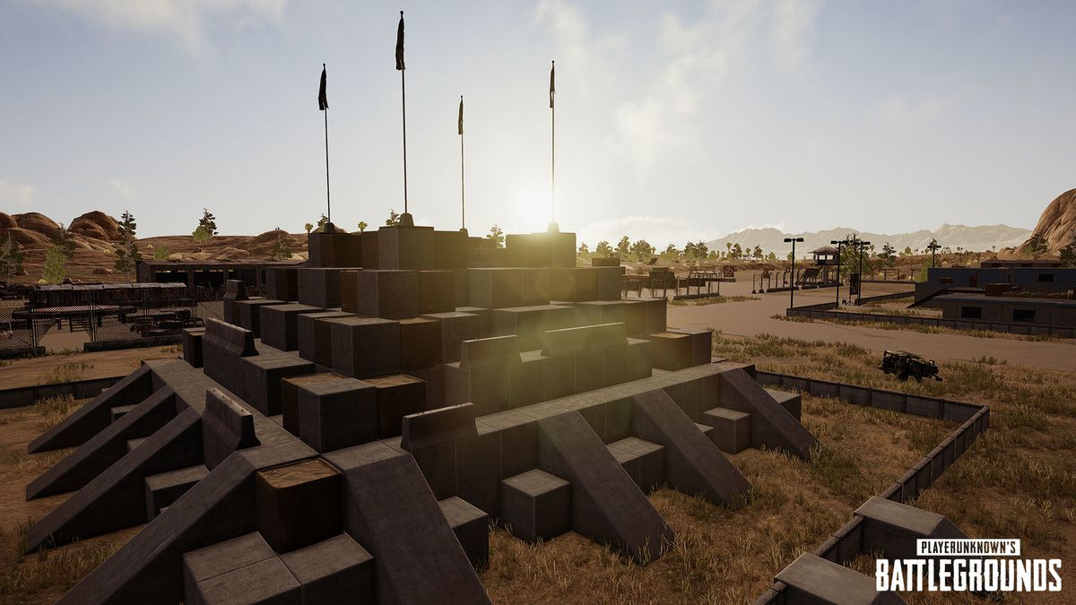 Pubg Introduces An Elaborate Training Mode That Goes Beyond A